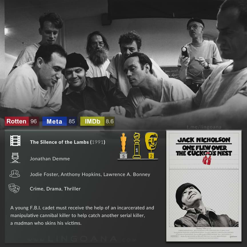 دانلود فیلم one flew over the cuckoo's nest